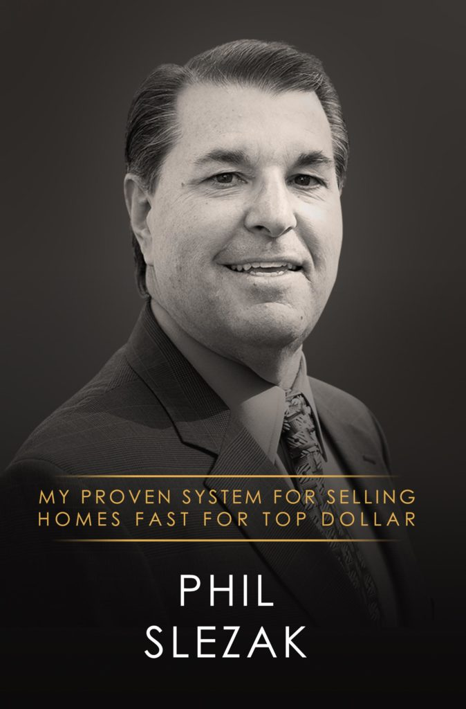 New Sell Home Top Dollar Book - Phil Slezak
